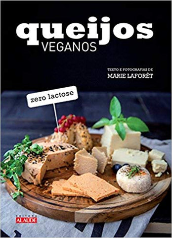 "Livro ""Queijos Veganos"" - Face It Vegan Beauty"