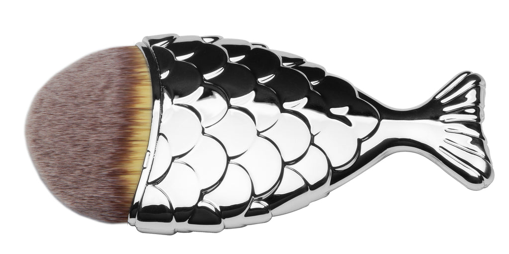 FS10 - FISH SHAPED BRUSH - FACE IT