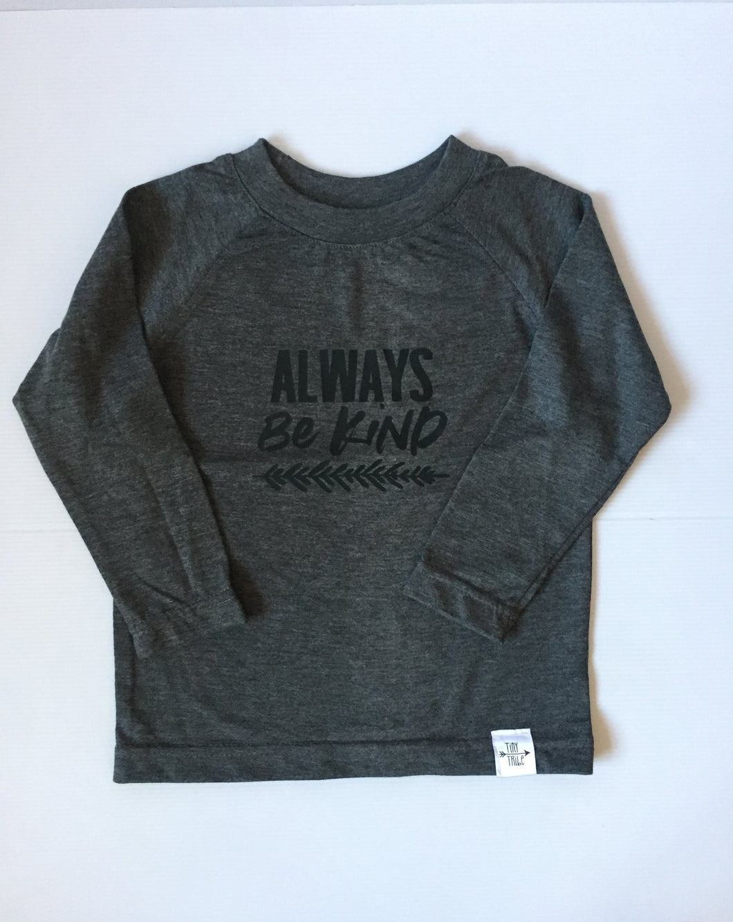 Longsleeved tee - Always be kind