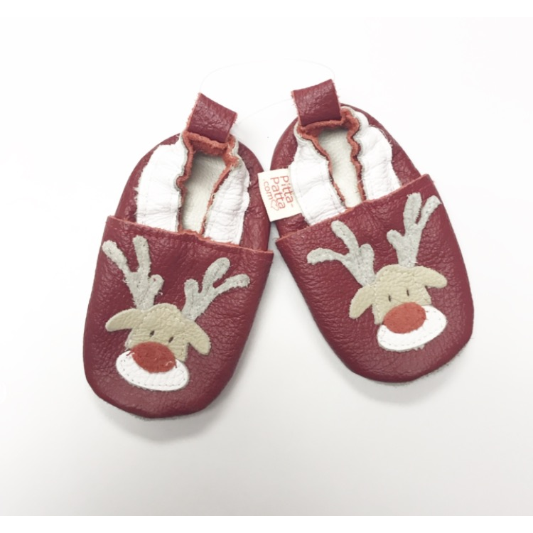 Reindeer Leather Shoes