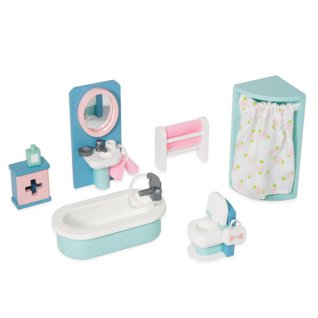 Le Toy Van – Wooden Daisylane Bathroom