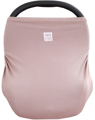 Chai fitted infant car seat cover