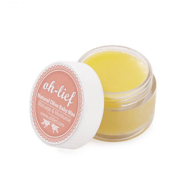 Oh-lief Natural Olive Baby Wax Mini – 15g