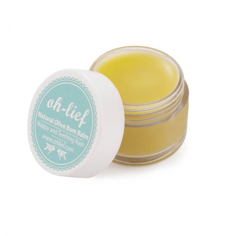 Oh-lief Natural Bum Balm Mini -15g