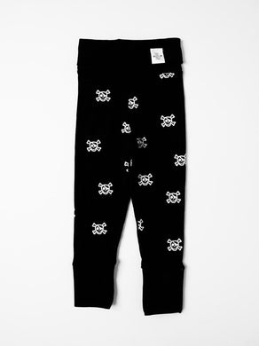 Leggings - Happy skully