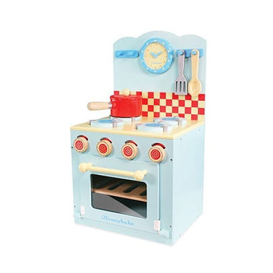 Le Toy Van – Wooden Oven & Hob Blue