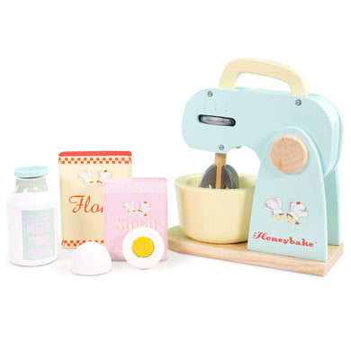 Le Toy Van – Honeybake Wooden Mixer Set