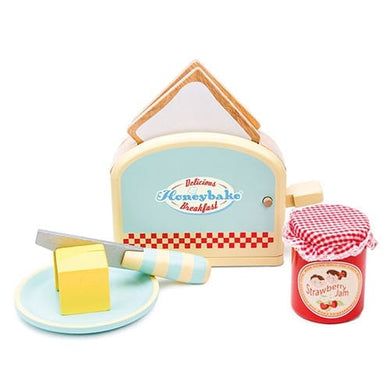 Le Toy Van – Wooden Toaster Set