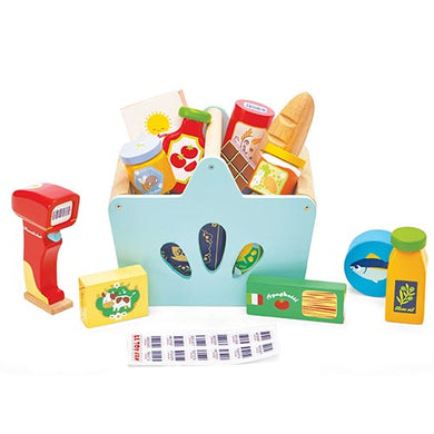 Le Toy Van – Groceries Set & Scanner