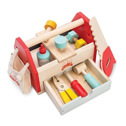 Le Toy Van – Wooden Tool Box