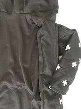Swiss cross Windbreaker Black