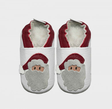 Father Christmas | White & Red