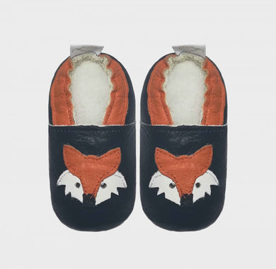 Fox Shoe | Navy