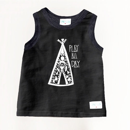Play all day vest