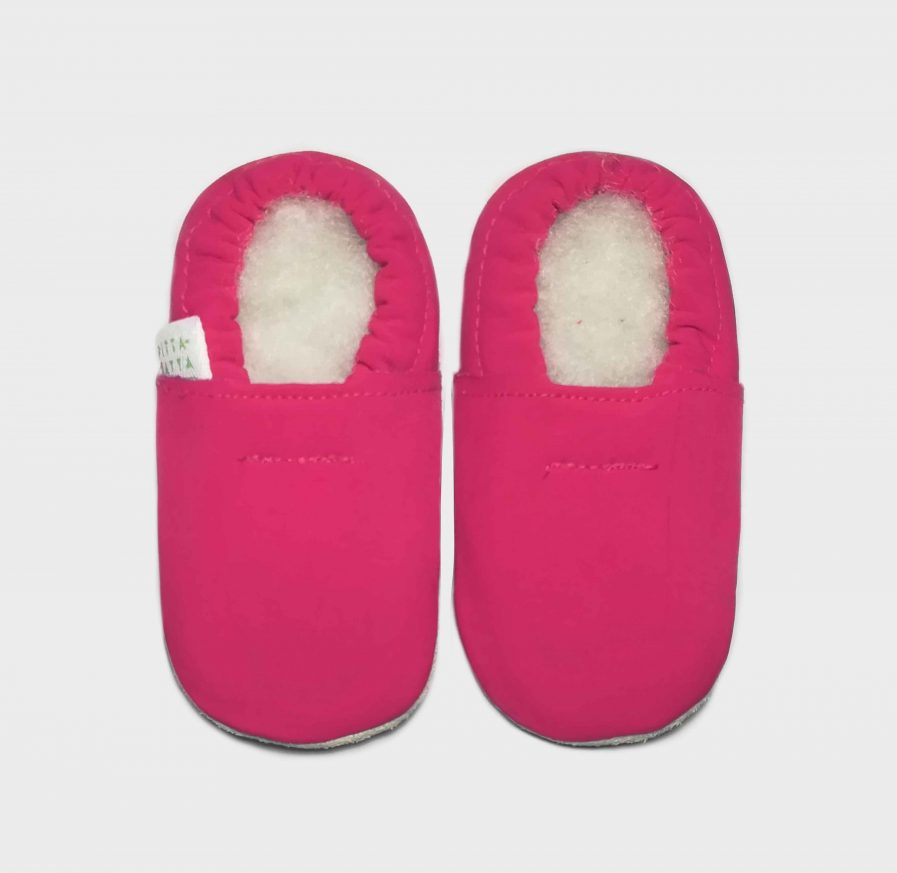 Slipper Softshell | Cerise