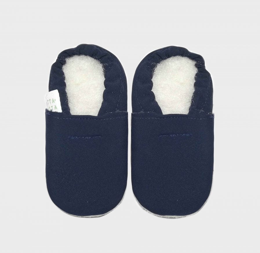Slipper Softshell | Navy