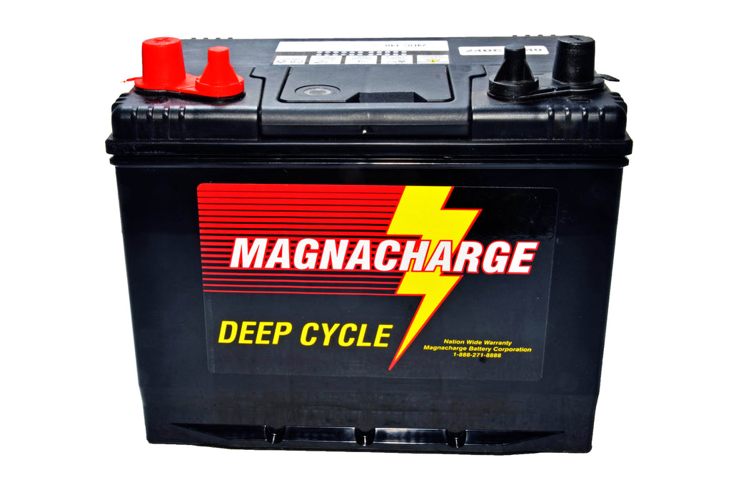 Magnacharge Group 24 Deep Cycle Battery