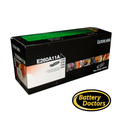 E260A11A LEXMARK E260/E36X/E46X RETURN PROGRAM PRINT CARTRID