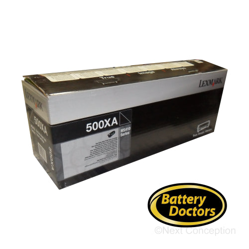 50F0XA0 LEXMARK 500XA EXTRA HIGH YIELD TONER CARTRIDGE