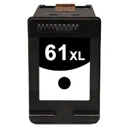 HP 61XL (CH563WN) Black Remanufactured Inkjet Cartridge