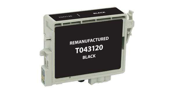 Black Ink Cartridge for Epson T043120