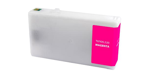 Magenta Ink Cartridge for Epson T676XL320