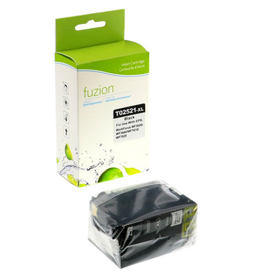 Epson 252XL (T252XL120) Black Compatible Inkjet Cartridge