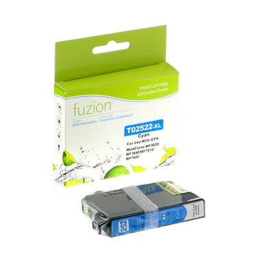 Epson 252XL (T252XL220) Cyan Compatible Inkjet Cartridge