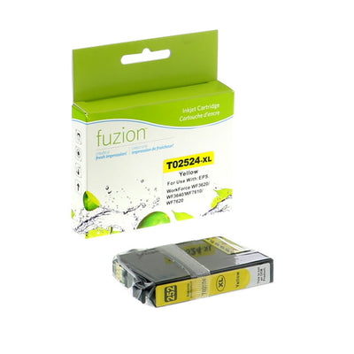 Epson 252XL (T252XL420) Yellow Compatible Inkjet Cartridge