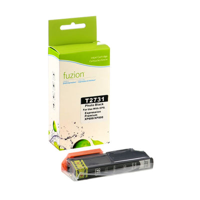 273XL (T273XL120-S) Photo Black Compatible Inkjet Cartridge