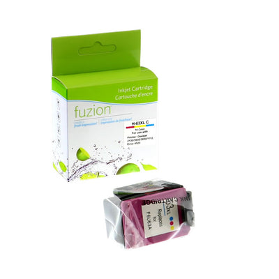 HP 63XL (F6U63AN) Tri-Colour Remanufactured Inkjet Cartridge