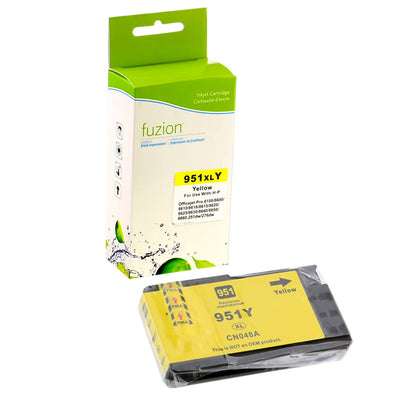 HP 951XL (CN048AN) Yellow Compatible Inkjet Cartridge