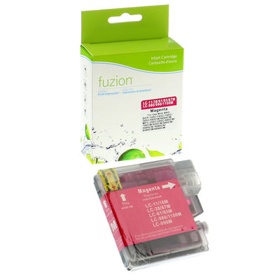 Brother LC61 Magenta Compatible Inkjet Cartridge
