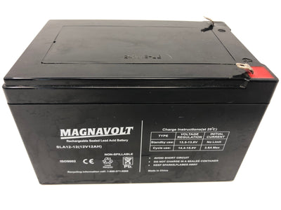 Magnavolt 12V/12AH Sealed Lead Acid  Battery