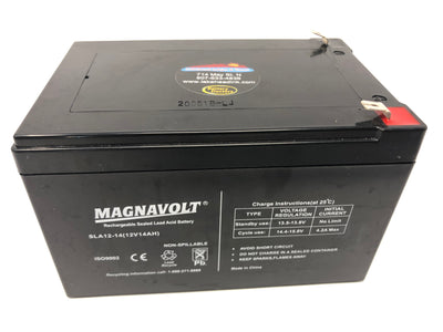 Magnavolt 12V/14AH Sealed Lead Acid  Battery