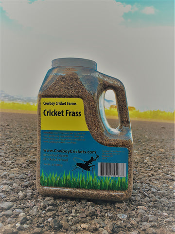 Cricket Frass Container