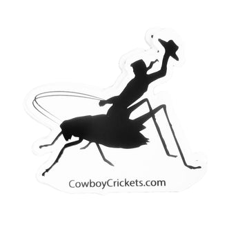 Cricket Logo Sticker