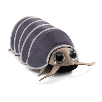 rolly polly pill bug puppet