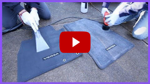Video: How to clean car seats using the Aqua Pro Vac carpet extractor