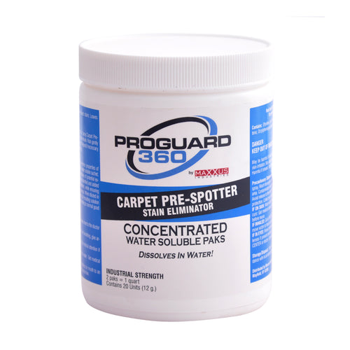 Proguard 360 (small) - Carpet Spotter Detergent for Pre-Treating (CONCENTRATE)