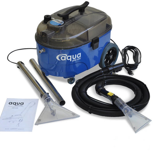 Portable Carpet Cleaning Spotter, Extractor Machine for Auto Detailing - Aqua Pro Vac