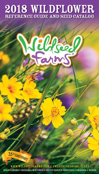 2018 Wildflower Reference Guide and Seed Catalog