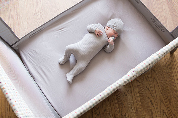 elys and co organic pack n play sheet