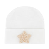 Newborn Hospital Hats - Whites