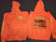 Hoodie Crappieholic Fillet It
