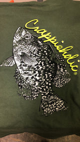 Big Fish Back Long Sleeve Tee