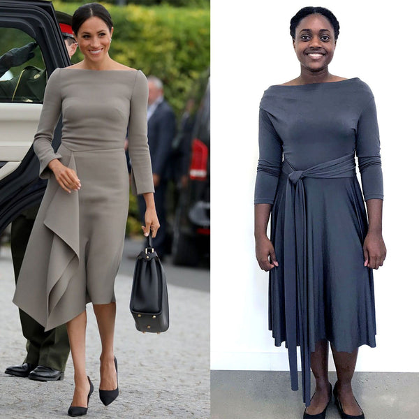 Steal Her Style: Meghan Markle Ireland 2018