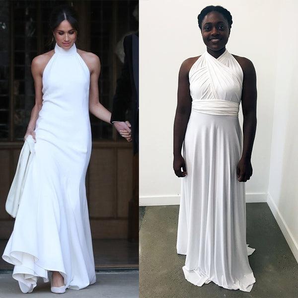 Steal Her Style: Meghan Markle's Reception Dress
