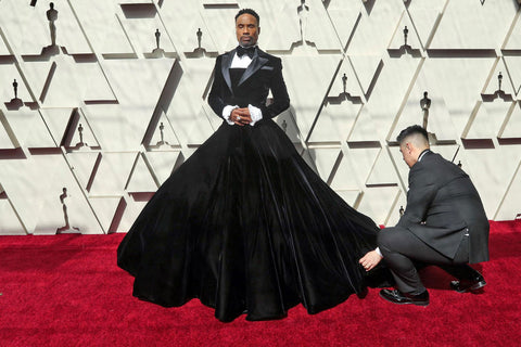 Billy Porter on the 2019 Oscars Red Carpet
