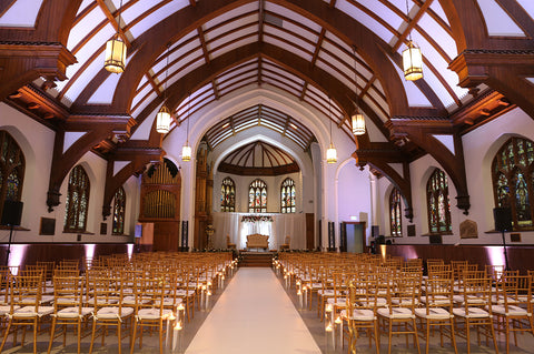allsaints Event Space is a re-claimed church turned into event location for weddings and the like in Ottawa Ontario, Canada.